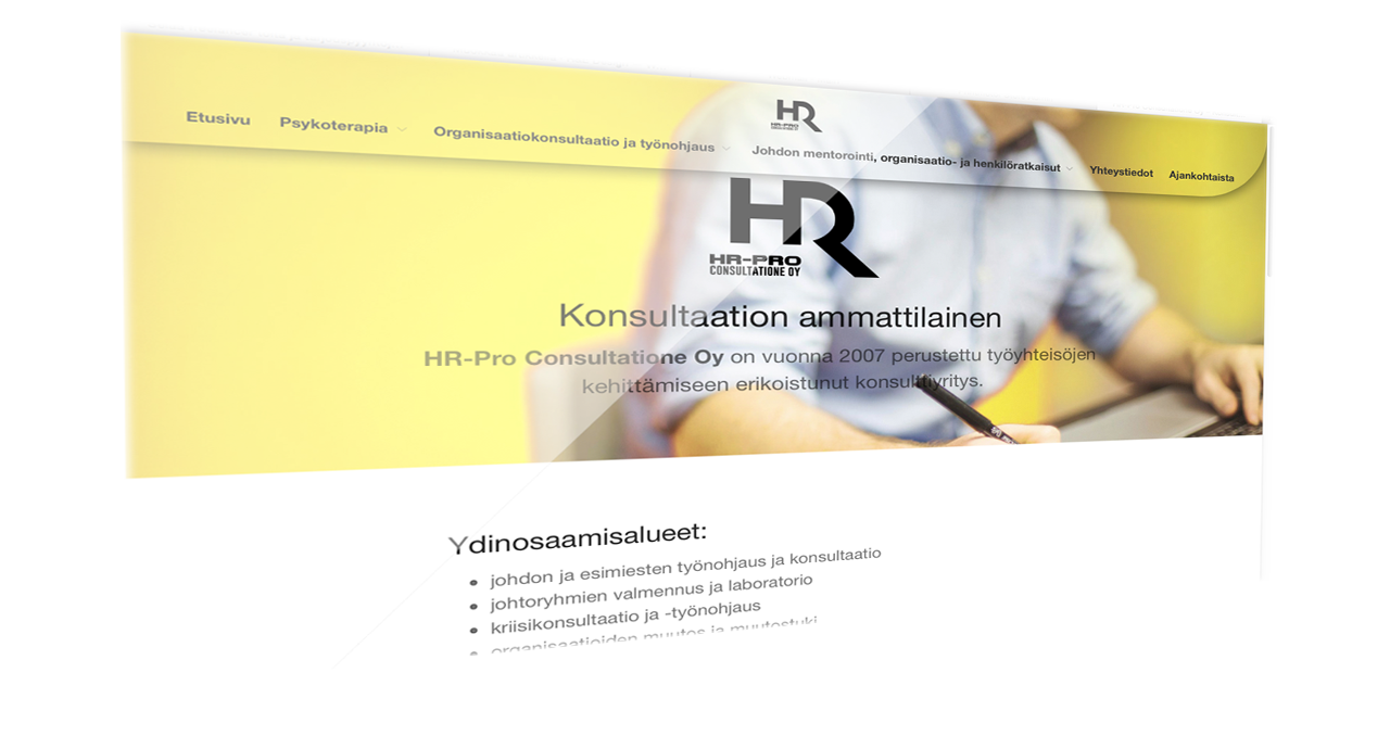 HR-Pro Consultatione Oy
