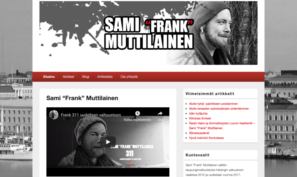 "Sami ""Frank"" Muttilainen"
